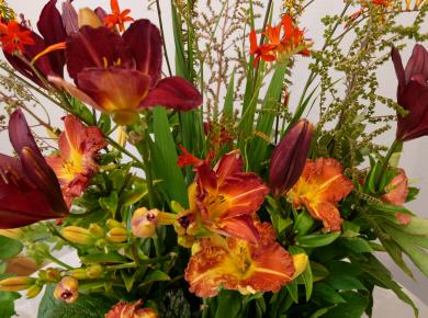 "Exhibition ""Daylilies 2020"""